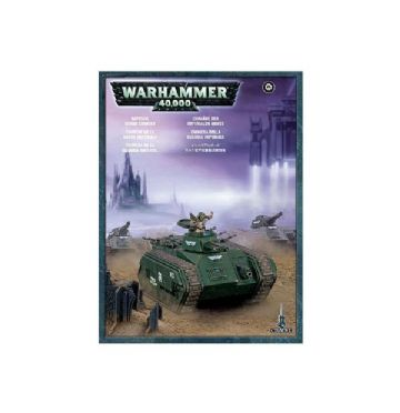 Games Workshop Warhammer 40000 40K Imperial Guard Chimera 47-07